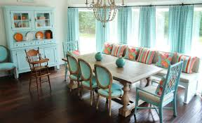 Beachy Dining Room Tables Table Beach Dining Room Beautiful White Coastal Dining Room With