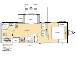 catalina rv floor plans catalina 333bhhb travel trailer floor plan