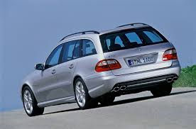 Mercedes Benz E 2003 Mercedes Benz E 55 Amg Estate S 211 My 2003 Youtube