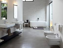 Super Modern Bathrooms - laufen bathroom collection for a new twist on a luxury modern