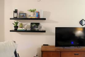 How To Decorate Floating Shelves Interesting Floating Shelves Kitchen Images Ideas Tikspor