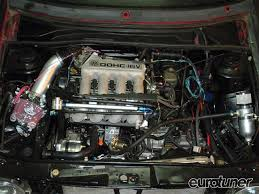 porsche 944 crate engine 1992 vw gti 1984 porsche 944 garage projects eurotuner magazine