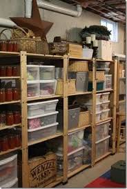 21 things you can build with 2x4s diy storage shelves basement