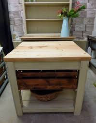 details about large vintage freestanding solid pine kitchen island