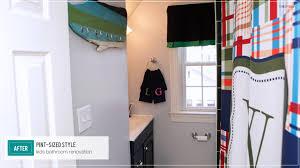 Diy Kids Bathroom - budget friendly diy kids bathroom renovation cool progeny