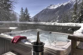 chambre de charme avec privatif hotel chamonix luxe charme insolite restaurant spa