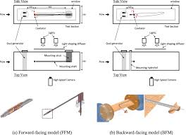 a comparative study of behaviors of ventilated supercavities