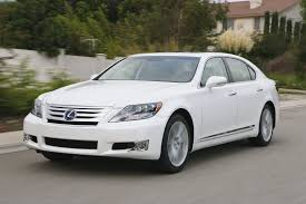 lexus models 2003 lexus announces increased prices for 2010 models updated ls600h l
