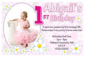 Invitation Card For Birthday Party Invitation Card For First Birthday Party Various Invitation Card