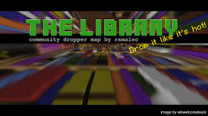 the dropper map the library a community dropper collaboration map