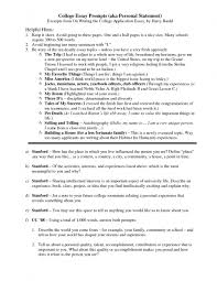 Resume Stanford 23 Astonishing How To Write A College Admissions Essay Examples