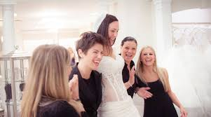 bridal consultant kleinfeld bridal in new york gilt