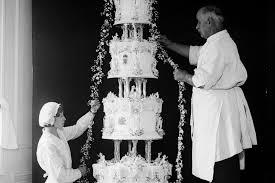 photos tiers of joy royal wedding cakes vanity fair