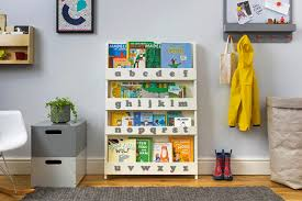 Sling Bookcase White by Unique Bookcase For Toddlers Inspiration U2014 Girly Design