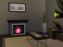 why is the romantic fireplace restricted to the one lobo apartment
