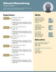 Modern Word Resume Templates Resume Templates In Word Jospar