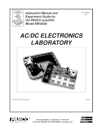 physics lab manual ac dc electronics docsity