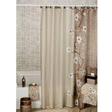 Best Shower Curtain Hooks Bathroom 2017 Bathroom Interior White Flower Shower Curtain