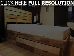 Bed Frames With Storage Drawers And Headboard Ideas For The Bed Storage Eight Large Rolling Drawers Tucked
