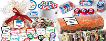 food gifts custom cookies corporate gift baskets employee appreciation