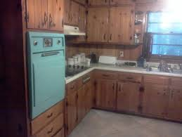 Kitchen Pine Cabinets Trying To Respect The Knotty Pine Kitchen