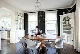 es built in corner hutch dining room oak black furniture white for