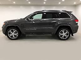granite crystal metallic jeep grand cherokee new 2018 jeep grand cherokee sterling edition 4x4 v6 sunroof