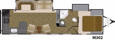 floor bighorn fifth wheel plans 2017 heartland mallard m302