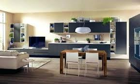 cuisine ouverte sur le salon amenager salon cuisine 25m2 amacnagement cuisine ouverte sur