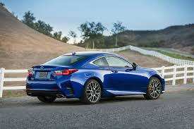 lexus rcf blue here u0027s how the lexus rc f will look in new orange autoevolution