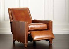 Henredon Leather Sofa Henredon Leather Recliner Recliners Living Room Furniture