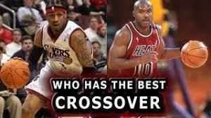 Allen Iverson Meme - crossover kings allen iverson vs tim hardaway in 1999