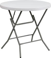 round plastic folding tables 32 inch round plastic folding table