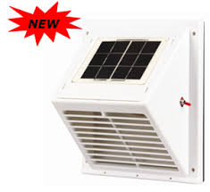 battery powered extractor fan solatron incorporated solar ventilator solar roof vent solar wall
