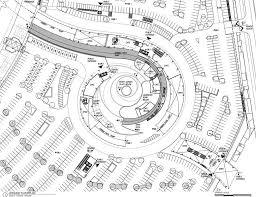 stadium floor plan gallery of daegu color square stadium mall jerde 24