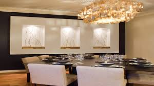 Modern Chandelier Dining Room by Contemporary Dining Room With Droplet Crystal Chandelier And