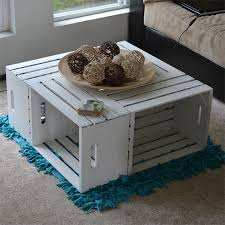 build a coffee table 20 diy wooden crate coffee tables guide patterns