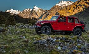 jeep icon concept 2018 jeep wrangler an all new version of an icon