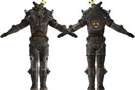 Gannon Gannon Family Tesla Armor Fallout Wiki Fandom Powered By Wikia