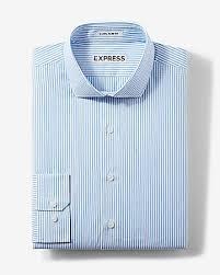 slim striped dress shirt express
