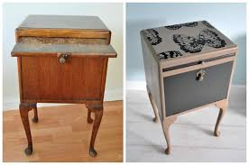 adorable upcycled side table with upcycled bedroom furniture deej