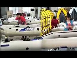 2 6 person inflatables boats fishing boats 3 layer 0 9mm pvc boat