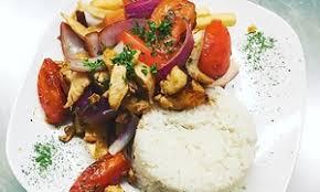 groupon cuisine groupon peruvian cuisine at the inkan restaurant pisco bar up