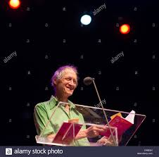 michael horovitz reading at poem 2012 poetry olimpics queen stock