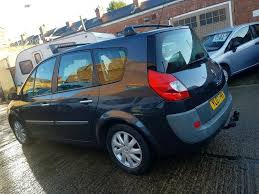renault grand scenic 2007 2007 renault grand scenic 2 0 automatic 7 seater low mileage