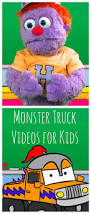 monster truck kids show 38 best learn with action songs images on pinterest action songs