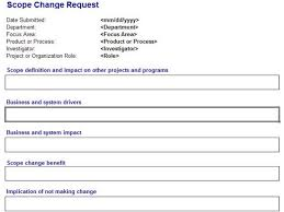 system change request form template change request form 2 project