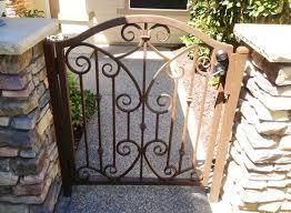 best 25 wrought iron gates ideas on wrought iron
