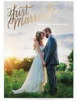 wedding announcements minted