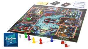 hasbro gaming product demo clue do youtube